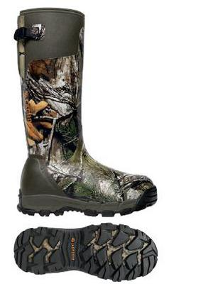 Lacrosse® Men's Alphaburly Pro 1600-Gram Rubber Boots #376019